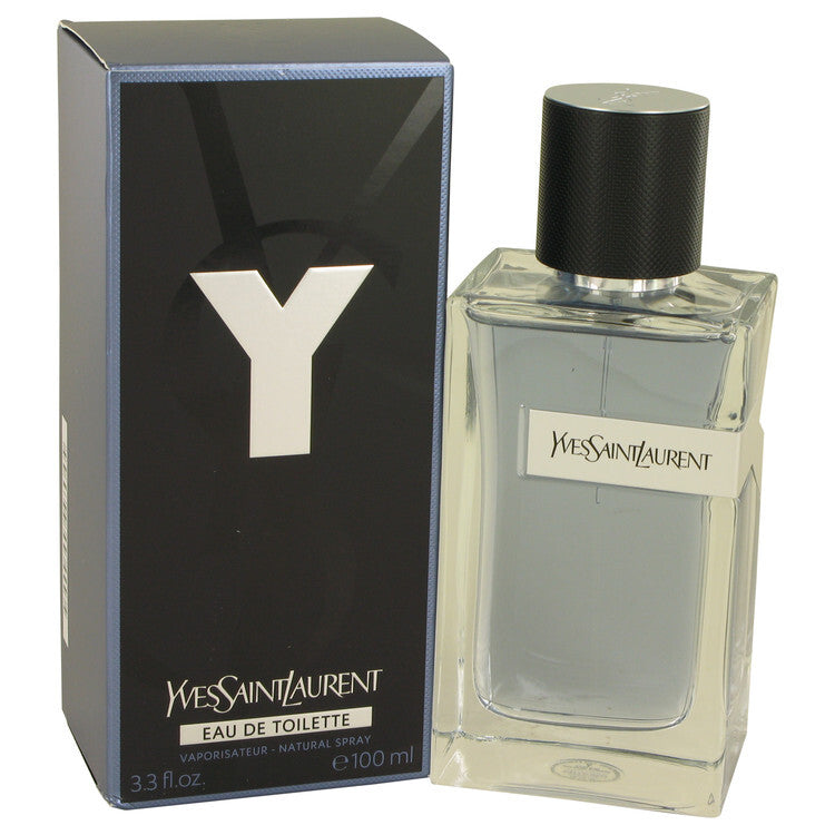 Y by Yves Saint Laurent Eau De Toilette Spray 3.3 oz (Men)