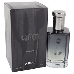 Ajmal Carbon by Ajmal Eau De Parfum Spray 3.4 oz (Men)