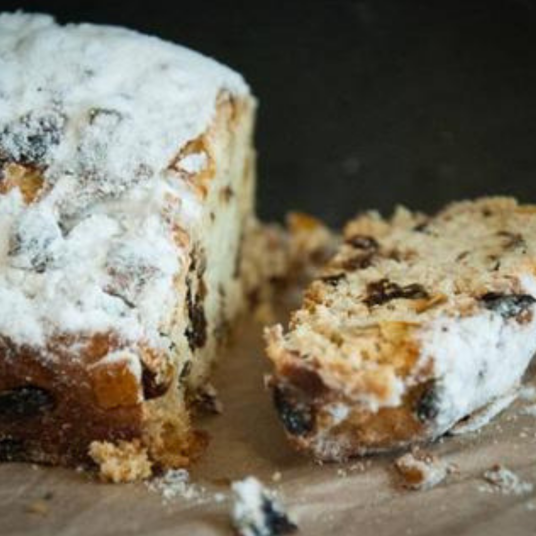 What is Stollen - Gingerbread World Blog