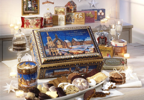 Gingerbread World Blog - Lebkuchen Schmidt Festive Chest 2016