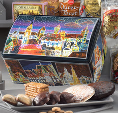 Gingerbread World Lebkuchen Schmidt Canada - Beautiful Lebkuchen Chests and Tins