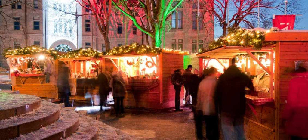 Gingerbread World Blog - My Favorite German Christmas Markets or Christkindl Markts in Canada
