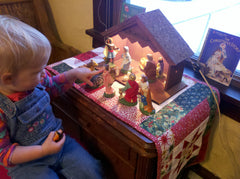 Gingerbread World Blog - Christmas in 15 Seconds or Less