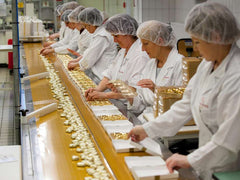 Gingerbread World Blog: Niederegger Marzipan - The Yummiest Factory in the World
