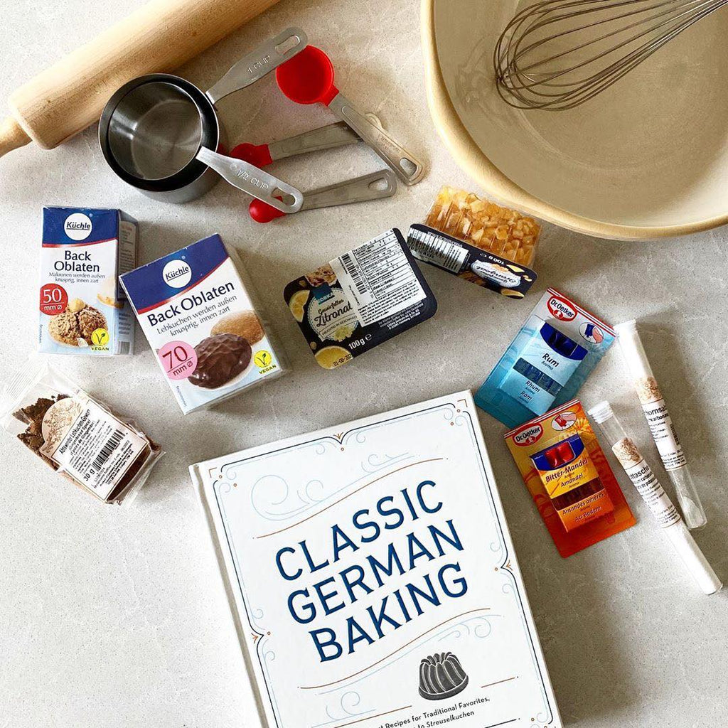 European Ware Haus by Gingerbread World - Traditional European Baking Ingredients and Supplies available in Canada