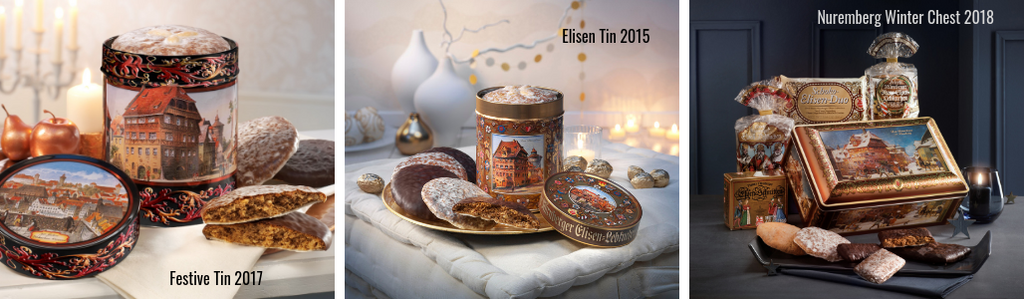 Gingerbread World Lebkuchen Schmidt Canada - Festive Chest Blog