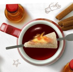 Gingerbread World Feuerzangenbowle Canada - Spices and accessories for traditional German Christmas beverages Feuerzangenbowle and Glühwein