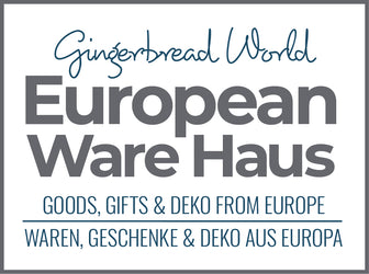 European Ware Haus by Gingerbread World