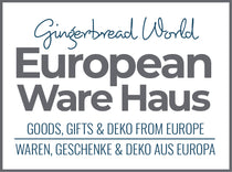 Gingerbread World European Ware Haus - Goods, Gifts and Deko from Europe