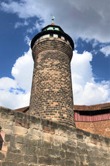 Gingerbread World Blog - Nuremberg Travelogue. Silwell Tower Nuremberg Castle