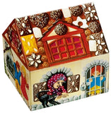 Gingerbread World Lebkuchen Schmidt Canada - Fairy Tale House with Lebkuchen Hearts