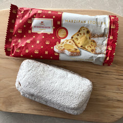 Gingerbread World Niederegger Marzipan Canada - Christmas Stollen with Marzipan