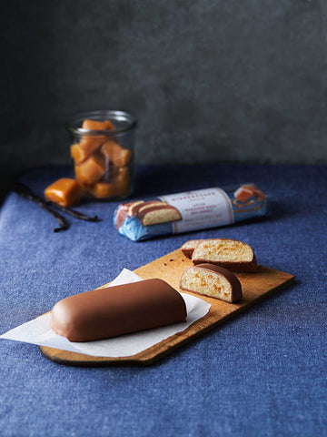Gingerbread World Lebkuchen Schmidt Canada - Niederegger Marzipan Loaf of the Year - Toffee Vanilla