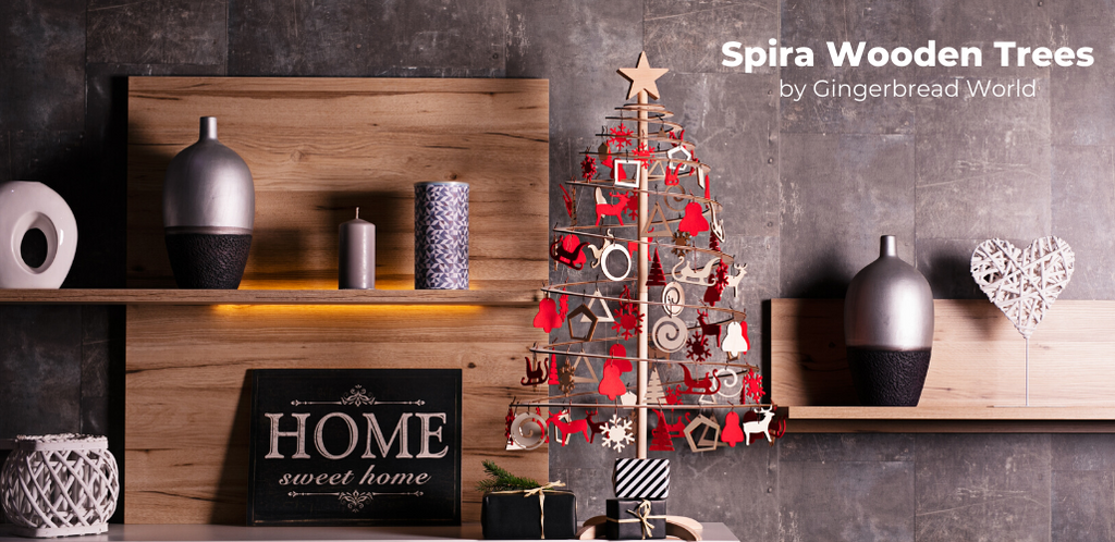 Spira Christmas Trees - Modern Christmas Inspiration by European Ware Haus in Canada
