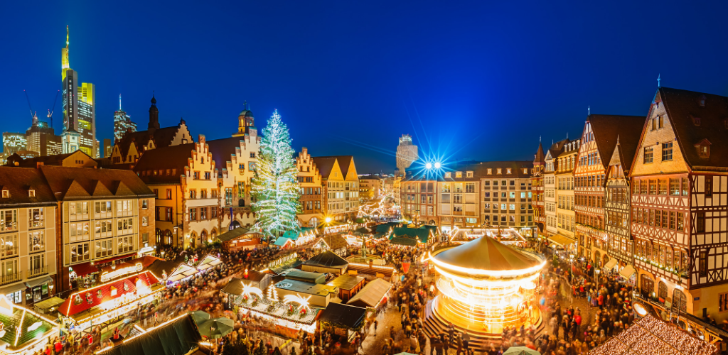 Gingerbread World Blog - Nuremberg Travelogue. Christkindlmarkt