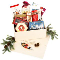 Gingerbread World German Christmas Market Online - Gift Baskets and Chests