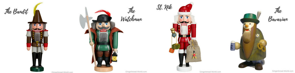 Gingerbread World Blog - Traditional German Nutcrackers for Christmas