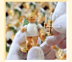 Wendt und Kuehn Canada - Caring for your Gold Edition Angel