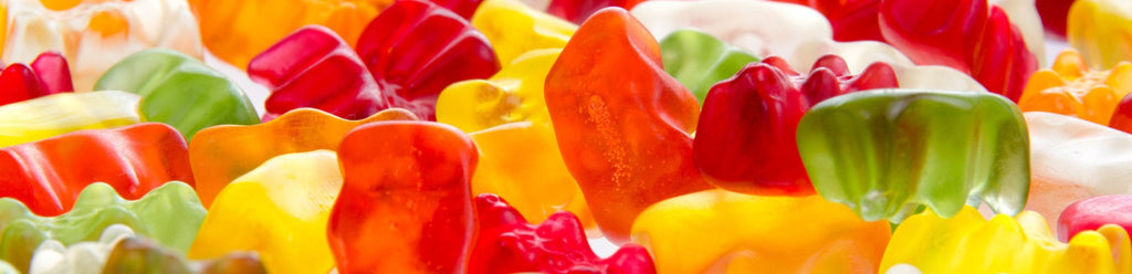 Gingerbread World Blog - Haribo Gummy Bears