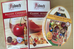 Gingerbread World March 2016 Contest - Prize of Asbach Brandy-filled Chocolate
