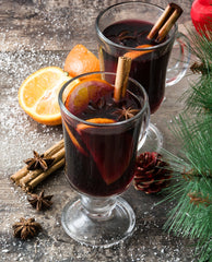 Glühwein Recipe - German Mulled Wine for Christmas