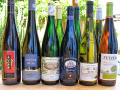 Gingerbread World Blog: Wine Pairings with Lebkuchen and Marzipan. Gewürztraminer and Riesling Brands from Germany