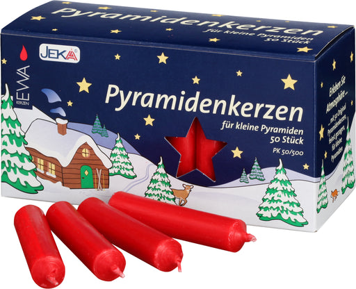 Gingerbread World Christkindlmarkt-online - Pyramidenkerzen Pyramid Candles