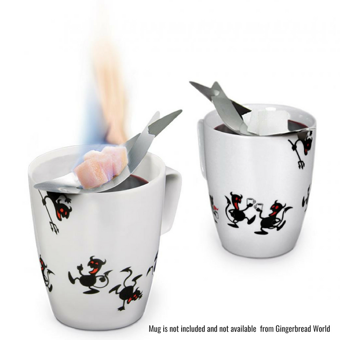 Feuerzangenbowle Designer Sugar Tray - Set of Two Trays