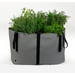 Blooming Walls Canada The Green Bag Plant Bag - Medium - Grey