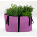 Blooming Walls Canada The Green Bag Plant Bag - Medium - Pink
