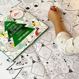 OMY Christmas Colouring Posters - European Ware Haus Canada