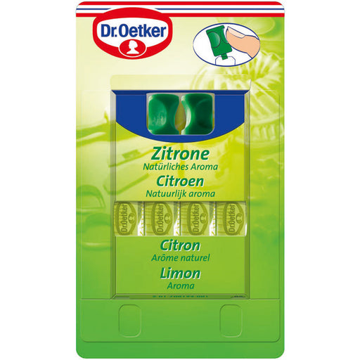 Dr Oetker Zitrone Citrus Oil Flavouring