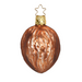 European Ware Haus Gingerbread World Glass Christmas Ornament – Inge-Glas Walnut
