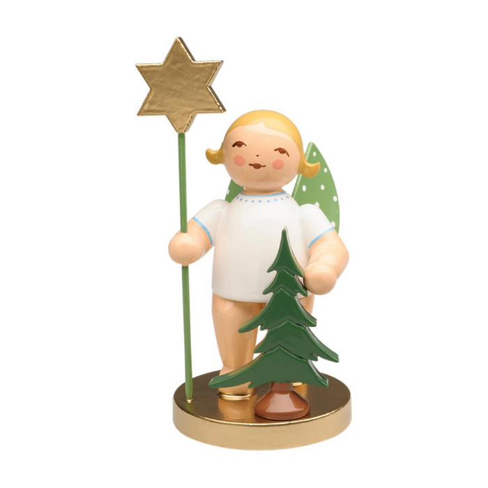 Gingerbread World Wendt and Kuehn Canada - Anniversary Angel 2020 WK650-105