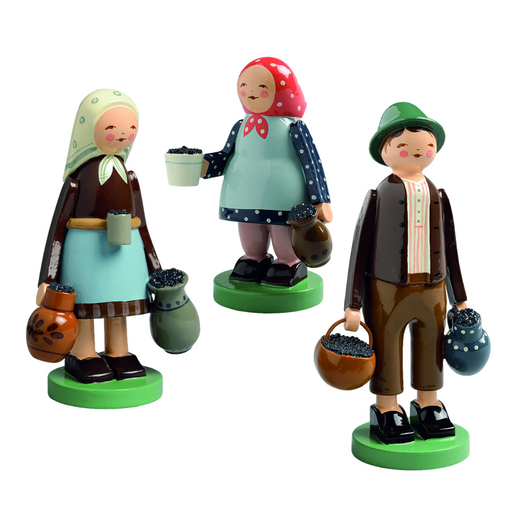 Wendt & Kühn Blumenkinder Friends - Berry Pickers Set