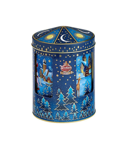 Gingebread World Wicklein Lebkuchen Canada - Music Box Tins
