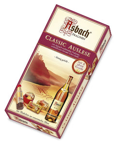 Asbach Auslese Brandy-filled Chocolates. German Chocolate at Gingerbread World