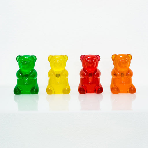 Gingerbread World European Ware Haus - Gummy Bear Photo Holder by Made by Humans