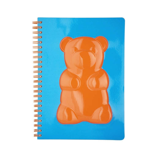 Gummy Bear Writing Journal available in Canada from Gingerbread-World.com