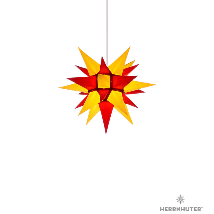 Gingerbread World Herrnhuter Stars Canada - 40 cm Paper Star Red Yellow