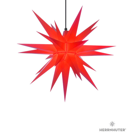 Gingerbread World Herrnhuter Stars Canada - 70 cm Plastic Star Red