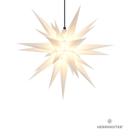 Gingerbread World Herrnhuter Stars Canada - 70 cm Plastic Star White