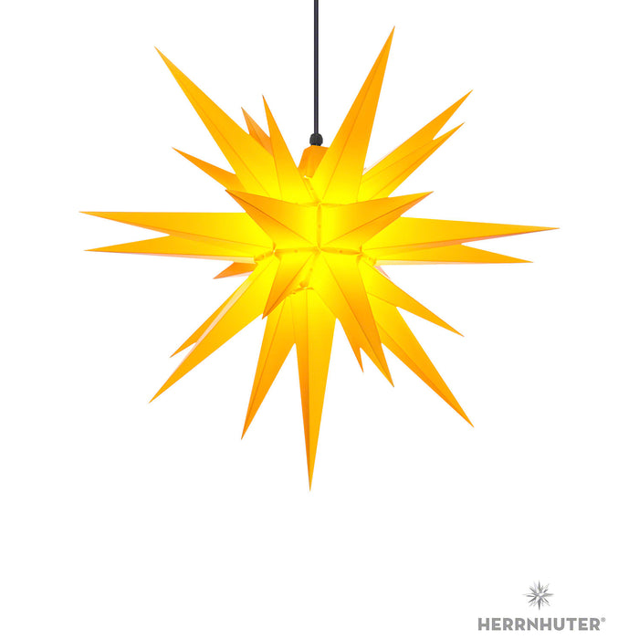 Gingerbread World Herrnhuter Stars Canada - 70 cm Plastic Star Yellow