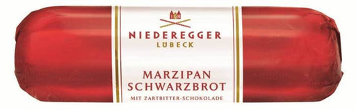 Niederegger Marzipan Loaf. Available at Gingerbread World in 3 sizes
