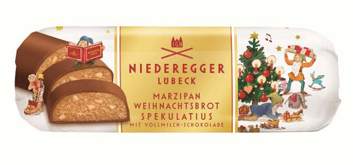Niederegger Christmas Loaf Speculoos. Gingerbread World Canada