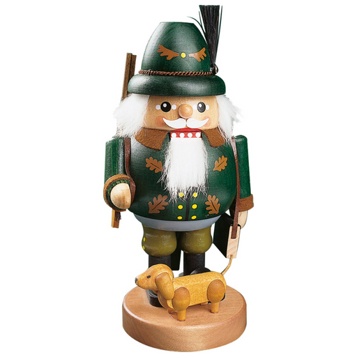 Gingerbread World Richard Glaesser German Nutcracker - Bavarian Hunter RG12689