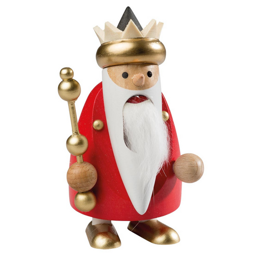 Gingerbread World Richard Glaesser German Nutcracker - Longbeard King RG12320