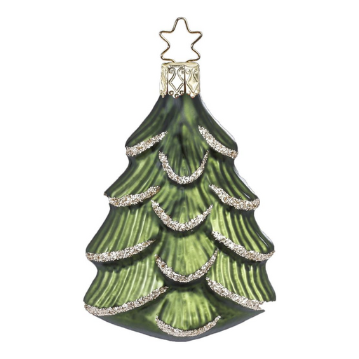 Inge-Glas Glass Christmas Tree Ornaments Canada - Frosted Christmas Tree