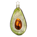 Inge-Glas Canada - Glass Christmas Ornaments - Avocado Ornament