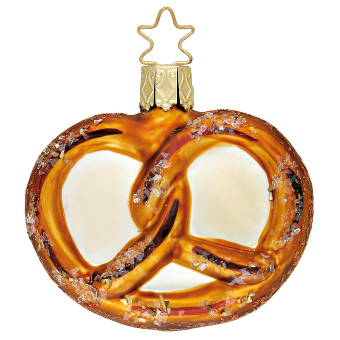 Inge-Glas Canada - Glass Christmas Ornaments - Ein Pretzel